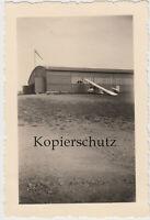Foto Segelflugschule Grossrückerswalde Segelflugzeug Segelflieger Hangar
