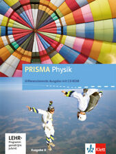 Prisma Physik 7.-10. Schuljahr. Ausgabe A. Schülerbuch mit Schüler-CD-ROM...
