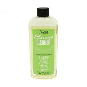 Angelus Brand Easy Cleaner for Shoes / Sneakers / Leather / Suede - 8oz