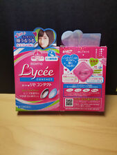 ROHTO Lycee Rewetting Contact Eye Drops from Japan 8ml Us Seller Free Shipping