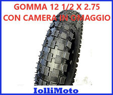 GOMMA + CAMERA OMAGGIO 12 1/2 X 2.75 MINICROSS MINIMOTO MINI CROSS PIT BIKE 50