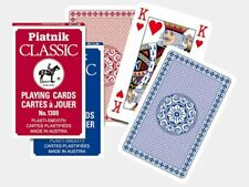 Piatnik Playing Cards Classic No.1300 Bridge