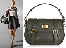 MARC BY MARC JACOBS HANDBAG FOREST GREEN SADDLERY Sophie leather satchel bag