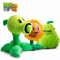 Plants vs Zombies Soft Plush Doll Stuffed Toys Children Kids Gifts