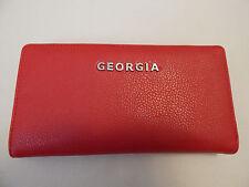 Georgia Bulldogs Bi-Fold Womens Wallet