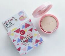 Cathy Doll Magic Gluta Pact Face Powder SPF 50 /PA+++ #21 Light Beige 12 g.