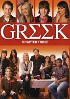 Greek: Chapter Three [New DVD] Ac-3/Dolby Digital, Dolby, Subtitled, Widescree