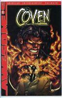 Coven 1997 series # 1 near mint comic book