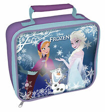 Disney Fabric Insulated Lunch Bags
