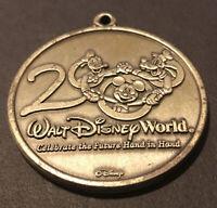 2000 Walt Disney World® Celebrate the Future Hand in Hand Coin Medallion Token