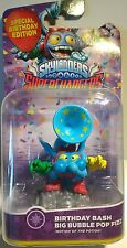 Skylander Superchargers - Birthday Bash Big Bubble Pop Fizz Exclusive Brand New