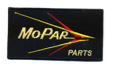 Hot Rod Patch Mopar Parts badge Drag Race Team Muscle Car Mechanic Iron On