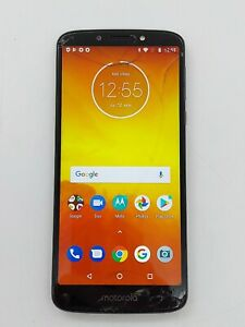 Motorola Moto E5 Play - 16GB - Silver *Check IMEI*