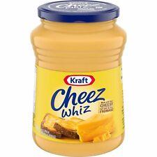 Cheez Whiz 900 G [Kraft Nachos Cheese Spread Mild Cheddar Chip Dip Original] NEW