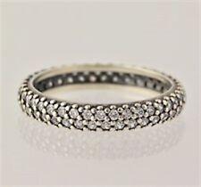 Genuine Pandora Silver Inspiration Within Clear CZ Ring Size 7 190909CZ-54
