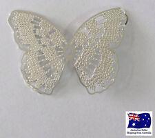 Filigree Butterfly Wings - 4 pc - Craft DIY Suncatcher