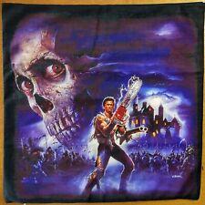 Evil Dead 2 AshCushion Cover Dawn Velvet Pillow Horror Movie 80s Zombie Film