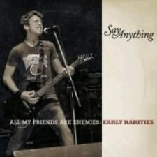 Say Anything - All My Friends Are Enemies Early Rarities Cd3 Equal Visi