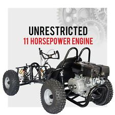 HAR270X ✸ Hand control ✸ All terrain Race go kart ✸ Drift buggy slider Unleaded