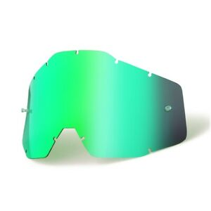 Lens Mirror Replacement Green For RACECRAFT, Accuri And Strata 26020489 100%