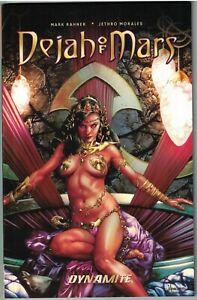 DEJAH OF MARS TP TPB $15.99srp Dejah Thoris Warlord Jay Anacleto Mark Rahner NEW