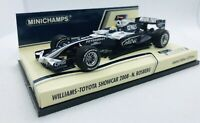 Minichamps DP 1/43 Williams-Toyota F1 Showcar 2008 - N. Rosberg  400080077