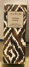 Aerin Tangier vanille Body Cream 5 Fl. Oz. New Sealed in Box