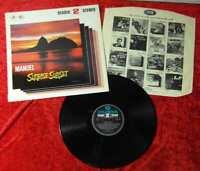 LP Manuel & Music Of The Mountains: Sunrise Sunset (EMI Studio 2 TWO 162) UK