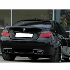 UNPAINTED ABS FOR BMW E60 5-SERIES SEDAN M5 TYPE REAR BOOT TRUNK SPOILER WING