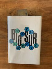 Big Sur by Jack Kerouac, First Edition