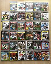 35 giochi ps3 PLAYSTATION 3 raccolta di package Mass Effect FIFA Heavy Rain NFS skate