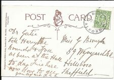 GB RUBBER ALFORD LINCS 1913