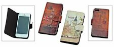Restposten 250 Stück Flip Cover Schutz Hülle Paris London Handy Etui Case iPhone