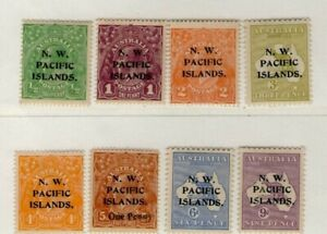 New Guinea N.W.P.I. Stamps