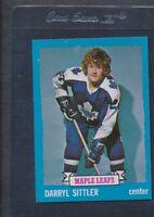 1973/74 Topps #132 Darryl Sittler Maple Leafs NM *362