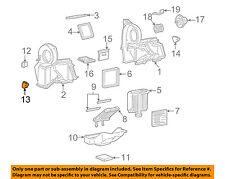 GM OEM Evaporator Heater-Actuator 89018372