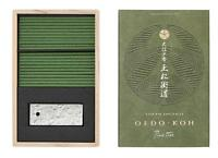 大江戸香 OEDO KOH Pin - Coffret Encens Japonais 60 bâtons + porte encens