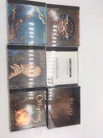 Lot Of 6 Vintage Rock N Roll CD's Lynyrd Rush Offspring Marley
