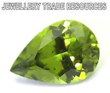 Pear Loose Peridots