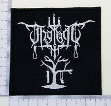 Thy Light band embroidered big back patch 28 x 19.5 cm