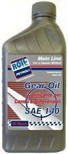OLIO ROIL Lubrificante per cambi e differenziali GEAR OIL SAE140 da 1L