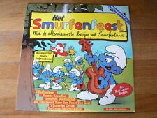 LP RECORD VINYL HET SMURFENFEEST ARRIVAL RECORDS SMURFS,SCHLUMPHE,SCHROUMPFS
