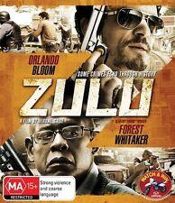 Zulu (Blu-ray, 2015) Brand New  Region B