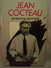 Bettina L. Knapp JEAN COCTEAU: Updated Edition First edition thus Twayne 1989