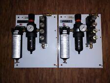 ENMET Multi‐Regulator Filtration Panel Four Port