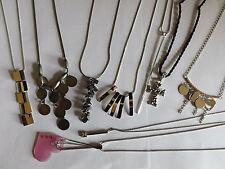 24 x Halskette Kette , Restposten