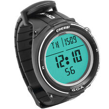 Cressi Wrist Watch Computer Scuba Dive Diving Goa White 4d