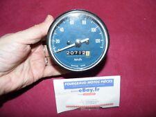 COMPTEUR NU D'OCCASION ORIGINE HONDA CB 125 JX B6 REF.37200-351-620 A 48 EUROS