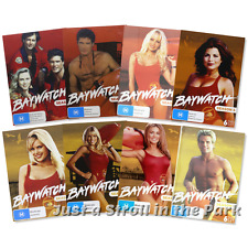 Baywatch: David Hasselhoff Series Complete Season 1 2 3 5 6 7 8 9 Box/DVD Set(s)