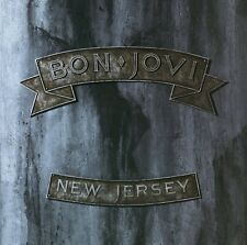 Bon Jovi - New Jersey [New CD] Rmst